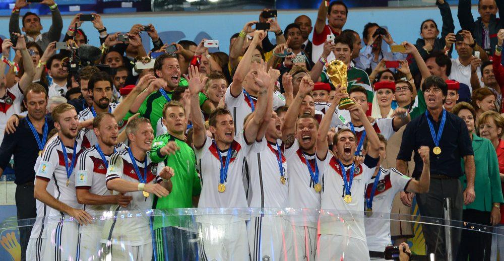 Deutschland WM 2014