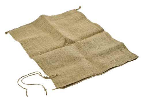 Sandsack für Hochwasserschutz